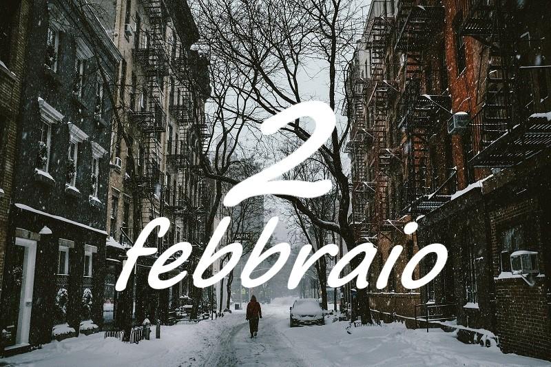 2月のナポリの天気と気温