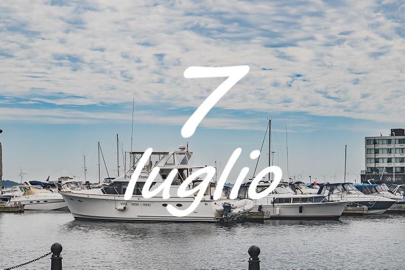 7月のナポリの天気と気温