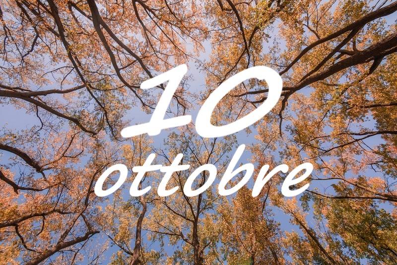 10月の風景