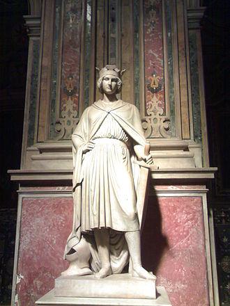 コッラディーノ像