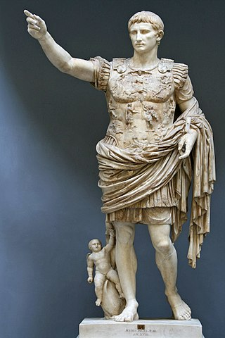 皇帝アウグストゥス