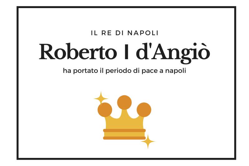 【ロベルト1世】ナポリ王国に安定をもたらした賢明王 -Roberto I d'Angiò-