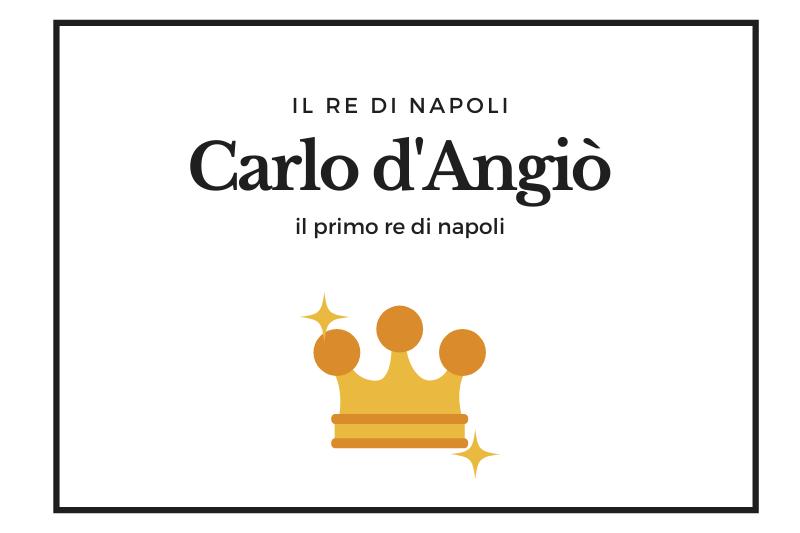 【シャルル・アンジュー】フランスから進出、ナポリ王国最初の国王 -Carlo d'Angiò-