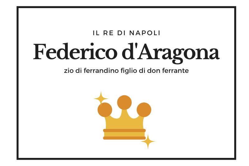 【フェデリーコ1世】アラゴン、フランス両国から裏切られた王 -Federico d'Aragona-