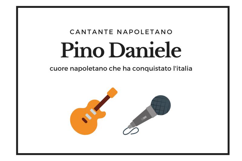 【ピーノ・ダニエレ】気取らない歌詞と透き通る歌声で魅了する ナポリの人々に愛され続けるシンガー -Pino Daniele-