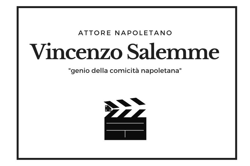 【ヴィンチェンツォ・サレンメ】ナポリ市民から絶大な人気を誇る名俳優・コメディアン -Vincenzo Salemme-