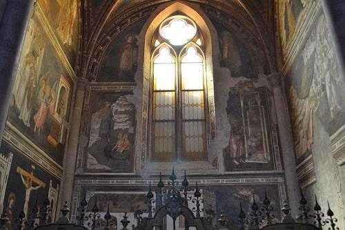 ブランカッチョ礼拝堂