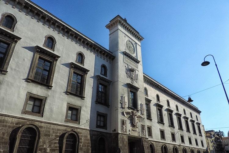 【カプアーノ城】卵城に次ぐナポリの古城 -Castel Capuano-