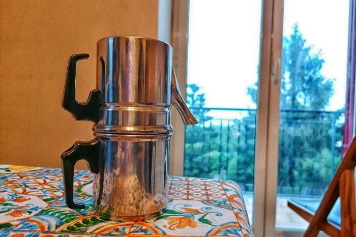 【ナポリ式コーヒーメーカー】本場ナポリからクックメッラの歴史や特徴・使い方を紹介!