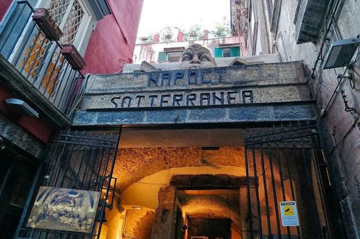 【ナポリソッテラネア】地下40mに広がるナポリのもう一つの顔 -Napoli Sotterranea-