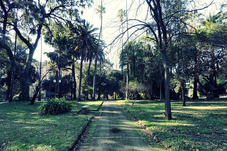 【オルトボタニコ】ナポリの喧騒を忘れさせてくる植物園 -Orto Botanico