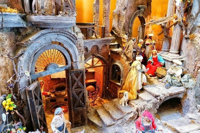 プレゼーペって何?キリストの誕生を再現したナポリの伝統工芸 -Presepe Napoletano-