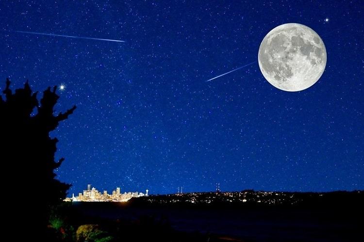 【サンロレンツォの夜】夏の夜空に輝く流れ星をみよう -Notte di San Lorenzo-