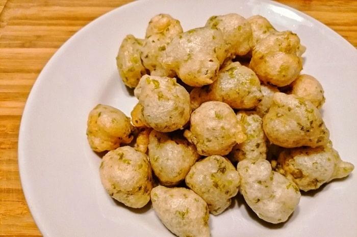 ゼッポリーネのレシピ 磯の風味と軽い食感がたまらないナポリの定番フリット -Zeppoline-