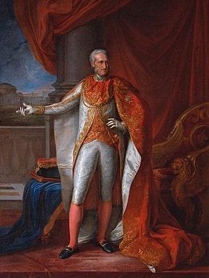 両シチリア王フェルディナンド1世