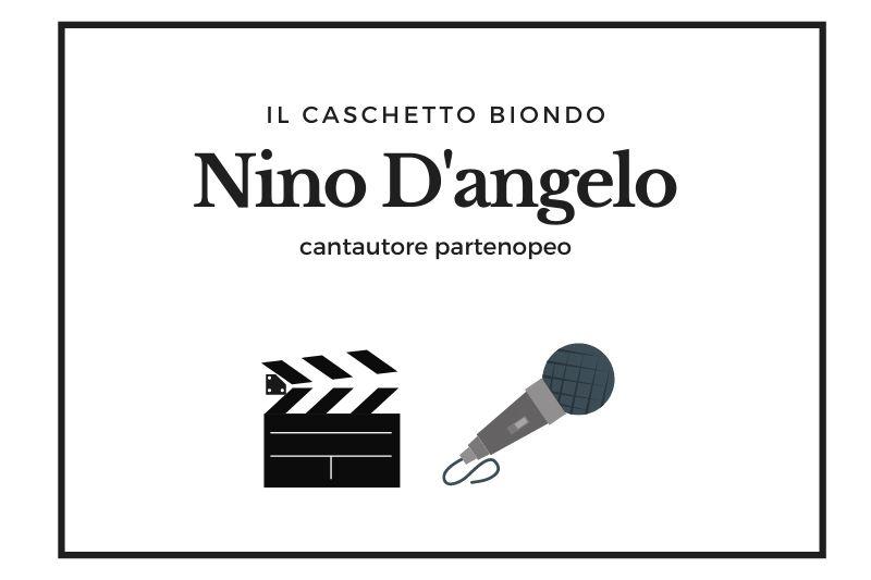 【ニーノ・ダンジェロ】金髪のボブヘアーが特徴だったナポリのシンガーソングライター -Nino D'angelo-